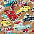 Pickup Truck Feature Print