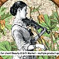 Woman_Violin_Product_illus