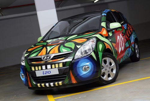 Huundai_art_Car